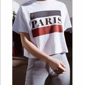 Brandy Melville Paris Top (one size)